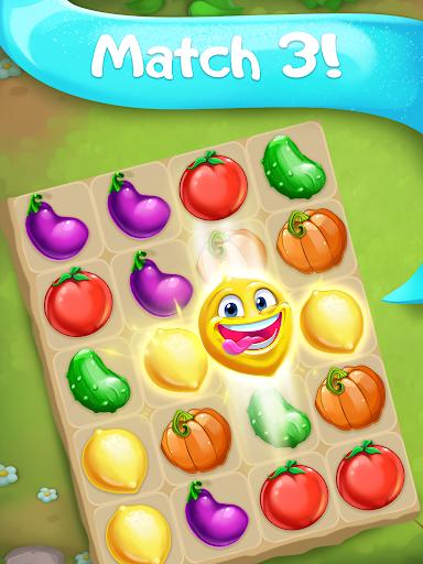 Funny Farm match 3 Puzzle game! 1.59.0 screenshots 8