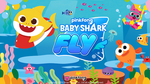 Baby Shark FLY 2.2 screenshots 1