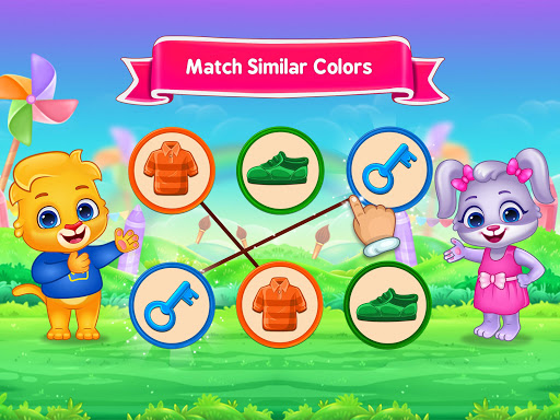 Colors & Shapes - Kids Learn Color and Shape 1.2.9 Screenshots 5