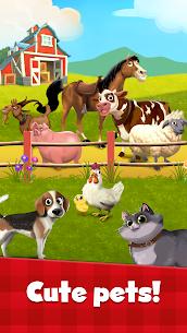 Happy Town Farm Games – Farming  City Building Apk 3
