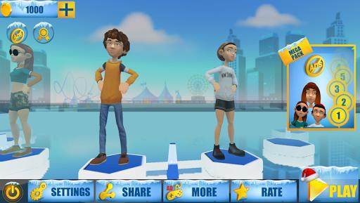 New Water Stuntman Run 2020: Water Park Free Games android2mod screenshots 16
