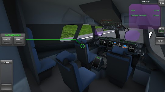 Turboprop Flight Simulator 3D MOD APK 1.26.2 (Unlimited Money) 5