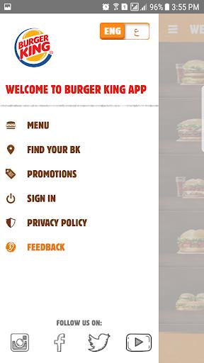 Burger King Arabia 4.6.9 Screenshots 2