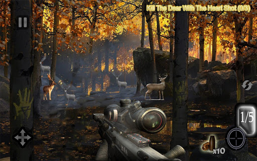 Sniper Animal Shooting 3D:Wild Animal Hunting Game 1.41 screenshots 6
