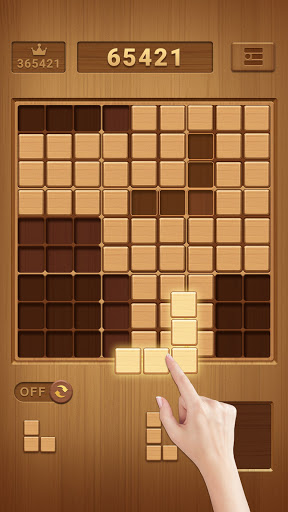 Wood Block Sudoku Game -Classic Free Brain Puzzle 1.0.0 screenshots 1