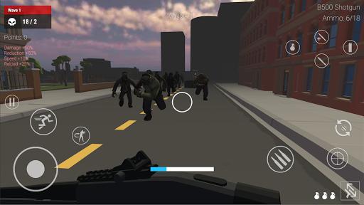 Extinction: Zombie Invasion  screenshots 1