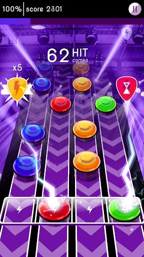Rock Challenge: Electric Guitar Game 1.2 screenshots 1