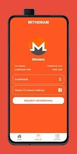 XMR Miner – Monero (XMR) Pro Paid Apk 2