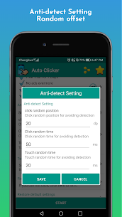 Auto Clicker pro – Tapping 3.6.2 (Full Paid) 6