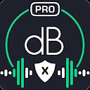 Decibel 10 PRO: dBA sonómetro, medición del ruido