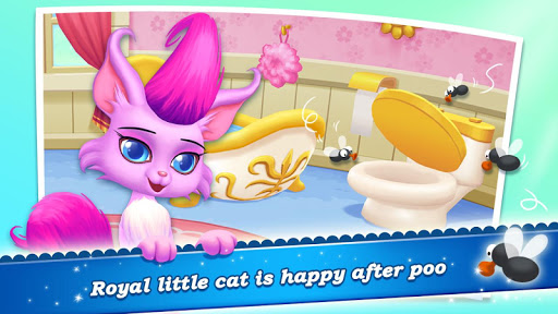 ud83dudc31ud83dudc31Princess Royal Cats - My Pocket Pets 2.2.5038 screenshots 5