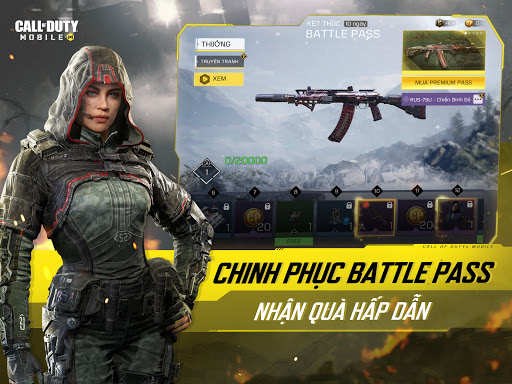 Call Of Duty: Mobile VN 1.8.17 screenshots 10