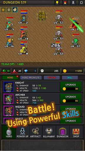 Grow Heroes VIP screenshots 15