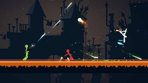 Stickman Fighter Infinity 1.32 screenshots 5