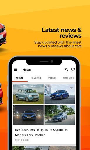 CarDekho: Buy / Sell New & Second Hand Cars Prices android2mod screenshots 5