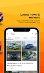 screenshot of CarDekho: Buy/Sell New & Second-Hand Cars, Prices