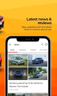 CarDekho: Buy/Sell New & Second-Hand Cars, Prices Screenshot