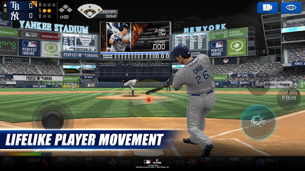 MLB Perfect Inning 2021 poster 12