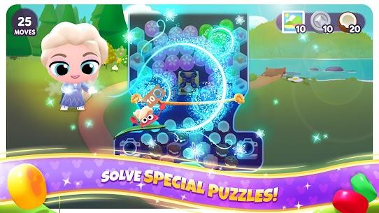 Disney Getaway Blast: Pop & Blast Disney Puzzles 4