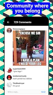 9GAG: Funny Gifs, Pics, Memes & Videos for IGTV MOD (Pro+) 3