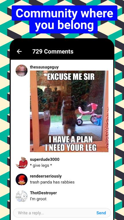 9GAG: Funny gifs, pics, fresh memes & viral videos  poster 2