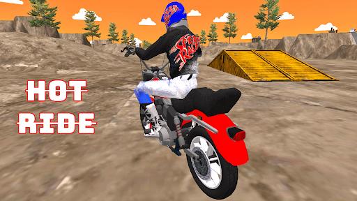 Motorcycle Infinity Racing Simulation 2.2 screenshots 17