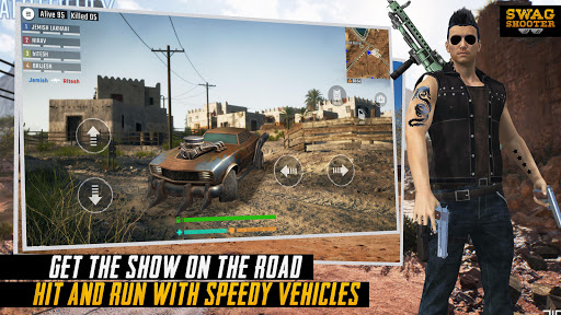 Swag Shooter - Online & Offline Battle Royale Game 1.6 com.swag.shooter.online.offline.free.fps.survival.shooting.battleground.war.gun.game apkmod.id 4