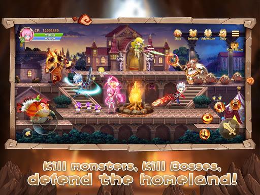 Rainbow Story: Fantasy MMORPG  screenshots 12