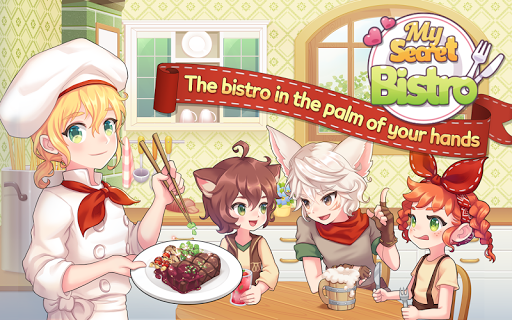 My Secret Bistro - Play cooking game with friends 1.7.1 screenshots 1