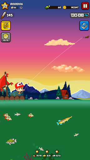 Fishing Break modiapk screenshots 1