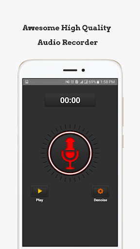 Mp3, MP4, WAV Audio Video Noise Reducer, Converter 0.6.1 Screenshots 7