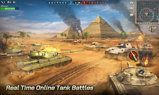 Tank Legion PvP MMO 3D tank game for free apktram screenshots 4