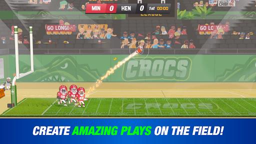 Touchdowners 2 -  Pro Football  screenshots 2