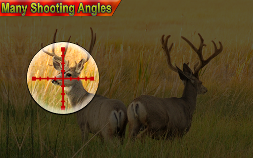 Deer Hunting 2020 : Offline Hunting Games 2020 android2mod screenshots 4