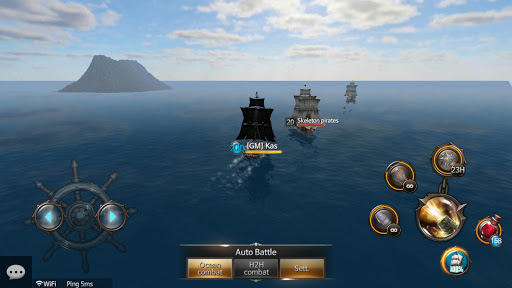 Pirates : BattleOcean  screenshots 6