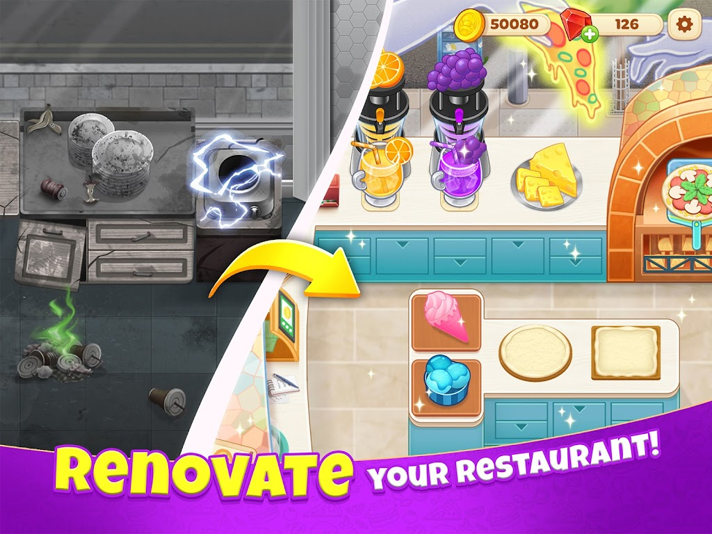 Cooking Diary®: Best Tasty Restaurant & Cafe Game  poster 7