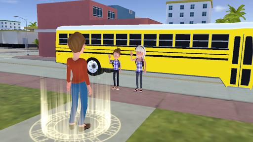 Super Dad : Virtual Happy Family Game  screenshots 16