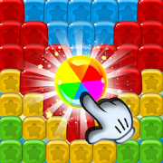 Toy Puzzle Blast: Logic Cubes Pop Blocks