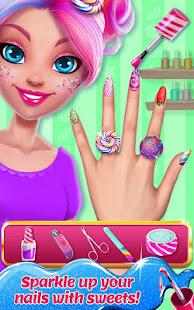 Candy Makeup Beauty Game - Sweet Salon Makeover 1.1.8 Screenshots 8