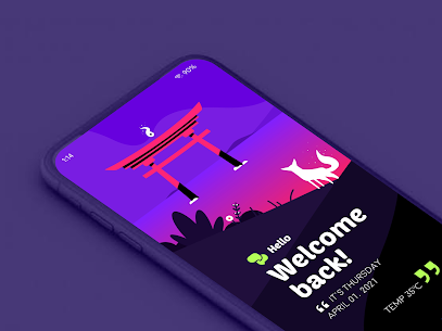 Sunny KWGT APK Download (PAID) for Android 1