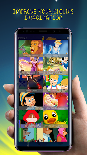 English Fairy Tales - Bedtime Stories 2.2.0.0 APK screenshots 2