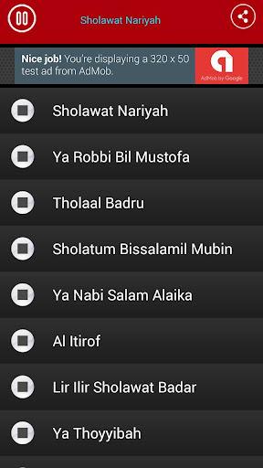 Sholawat Nabi MP3 Lengkap Offline  screenshots 2