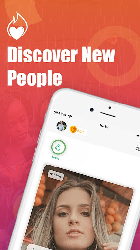 Meetly - Free Dating App, flirt hookup Adult Meet 3.7 Screenshots 1