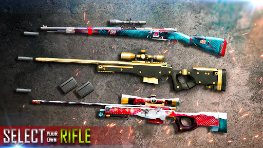 Wild Deer Hunter 2021: New Animal Hunting Games  screenshots 4