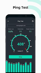 Internet speed test Meter- SpeedTest Master 6
