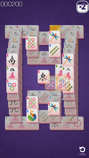 Gold Mahjong FRVR - The Shanghai Solitaire Puzzle screenshots 4