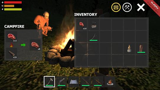 Survival Simulator MOD APK 0.2.2 (Unlimited money, dumb enemy) 2