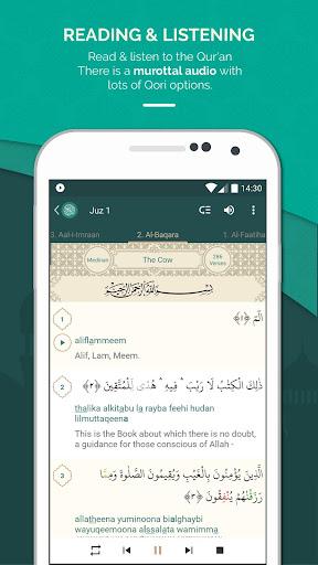Quran English modavailable screenshots 4