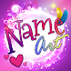Name Art & Name Live Wallpaper - Androidアプリ