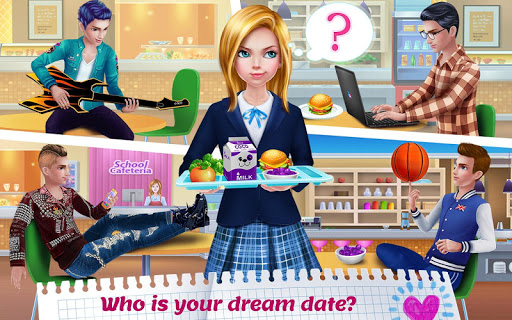 High School Crush - First Love 1.5.2 Screenshots 7